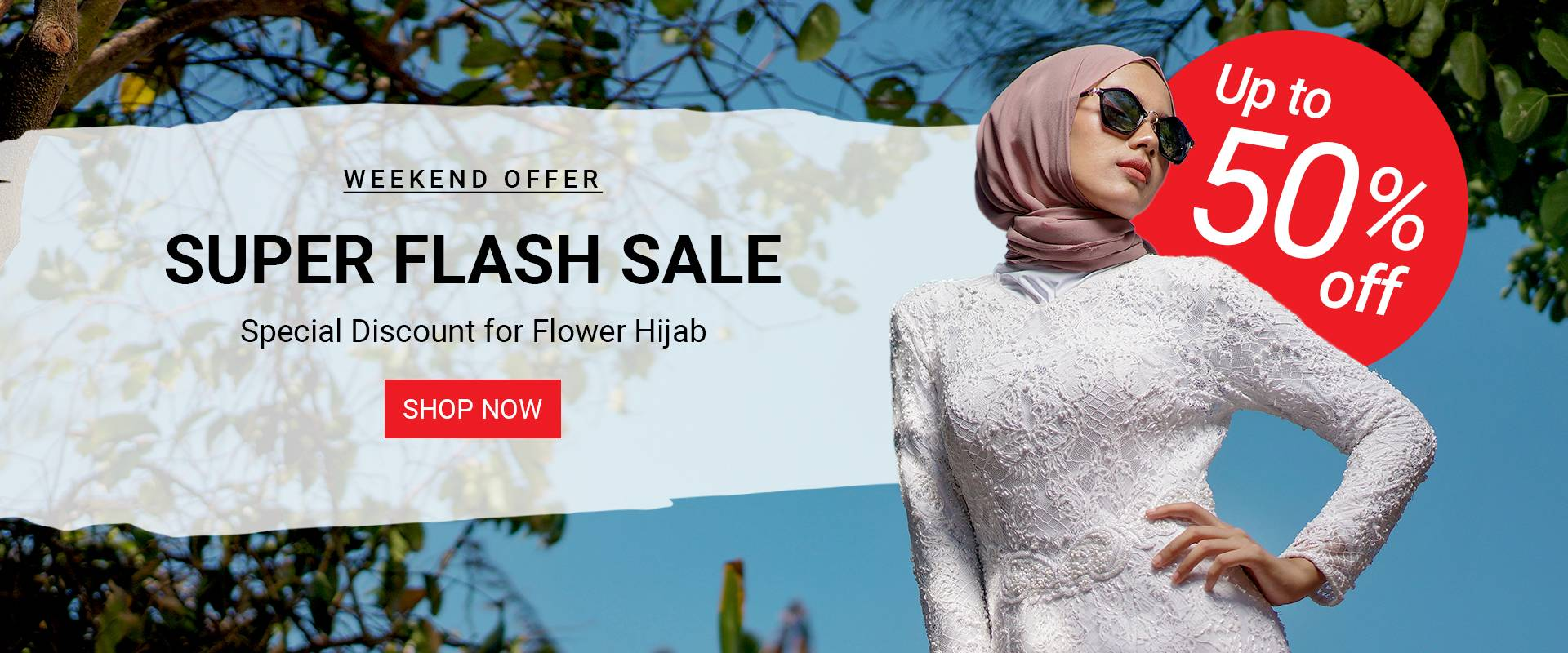 Super flash sale